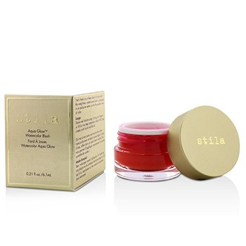 Stila Aqua Glow Watercolor Blush - # Water Poppy