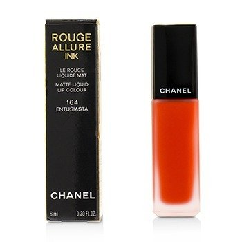 Chanel Rouge Allure Ink Matte Liquid Lip Colour - # 164 Entusiasta
