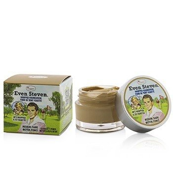 TheBalm Even Steven Whipped Foundation - # Medium/Dark