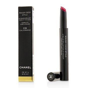 Chanel Rouge Coco Stylo Complete Care Lipshine - # 226 Calligraphie