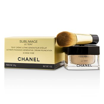 Chanel Sublimage Le Teint Ultimate Radiance Generating Cream Foundation - # 32 Beige Rose