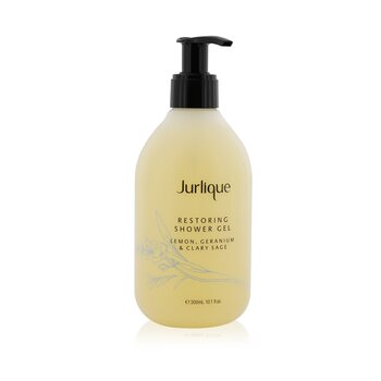 Jurlique Lemon, Geranium & Clary Sage Restoring Shower Gel