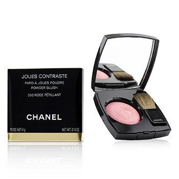 Chanel Powder Blush - No. 330 Rose Petillant