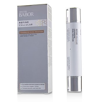 Babor Doctor Babor Refine Cellular Couperose Dual Solution (Serum+Primer)
