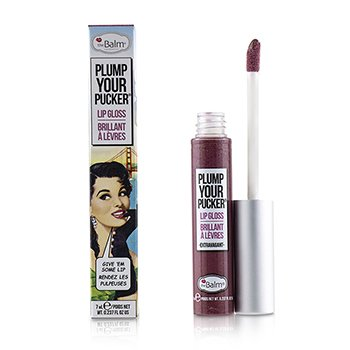 TheBalm Plum Your Pucker Lip Gloss - # Extravagant