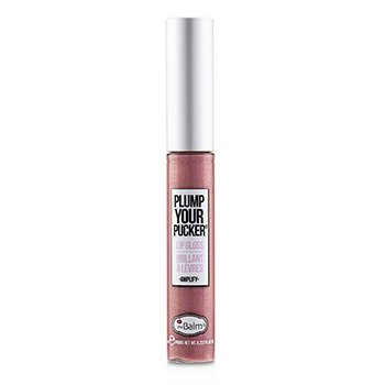 TheBalm Plum Your Pucker Lip Gloss - # Amplify