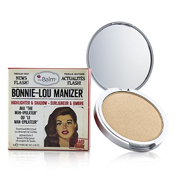 TheBalm Bonnie Lou Manizer (Highlighter & Shadow)