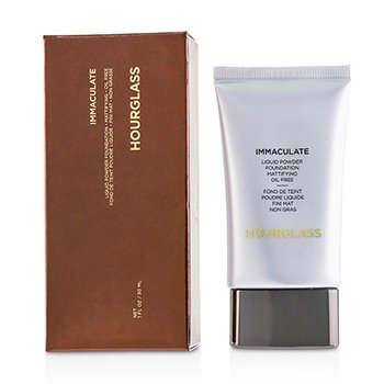 HourGlass Immaculate Liquid Powder Foundation - # Light Beige