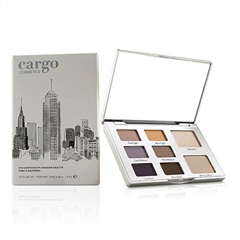 Cargo Eye Contour Eye Shadow Palette - # 01