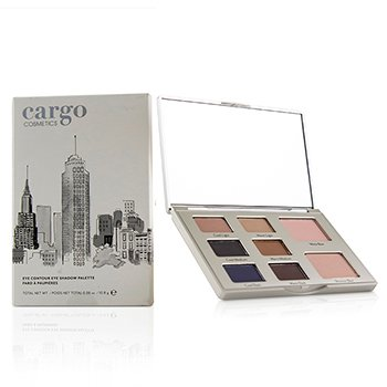 Cargo Eye Contour Eye Shadow Palette - # 02