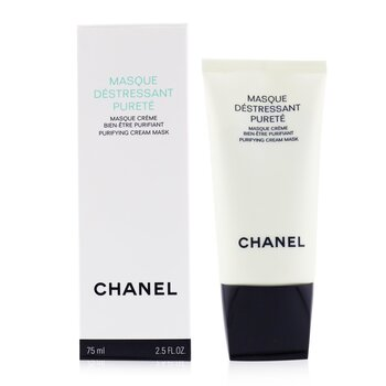 Chanel Čisticí krémová maska Precision Masque Destressant Purete Purifying Cream Mask