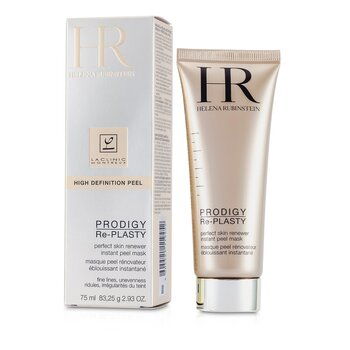 Helena Rubinstein Obnovující peelingová maska Prodigy Re-Plasty High Definition Peel Perfect Skin Renewer Instant Peel Mask