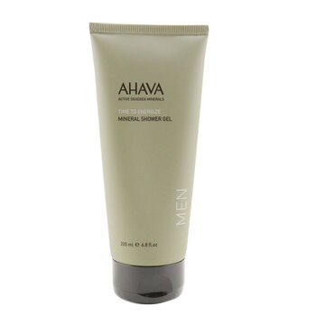 Ahava Sprchový gel s minerály Time To Energize Mineral Shower Gel