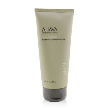 Ahava Nepěnivý krém na holení Time To Energize Foam-Free Shaving Cream