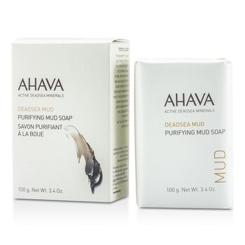 Ahava Deadsea Mud Purifying Mud Soap