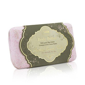 Sabon Body Butter (For Extremely Dry Skin) - Patchouli Lavender Vanilla