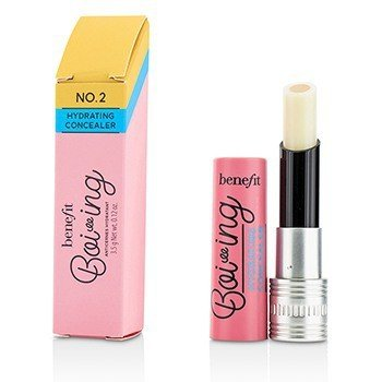 Benefit Boi ing Hydrating Concealer - # 02 (Light/Medium)