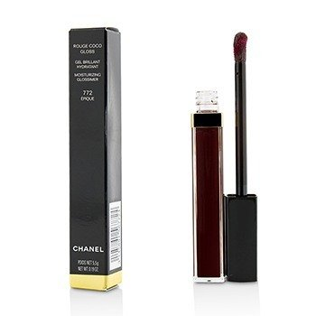 Chanel Rouge Coco Gloss Moisturizing Glossimer - # 772 Epique