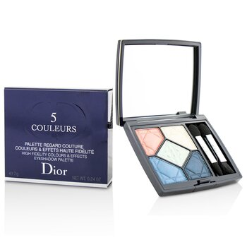 Christian Dior 5 Couleurs High Fidelity Colors & Effects Eyeshadow Palette - # 357 Electrify