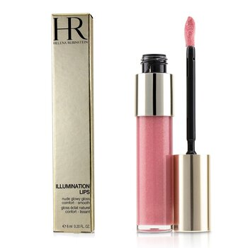 Helena Rubinstein Illumination Lips Nude Glowy Gloss - # 02 Nude Blush