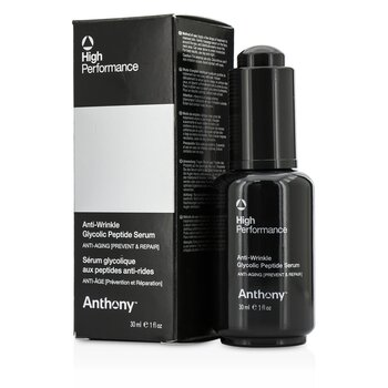 Anthony Logistics For Men Peptide glykolické Serum proti vráskám