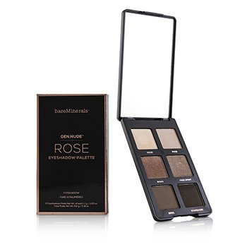 BareMinerals Gen Nude Eye Shadow Palette  - # Rose
