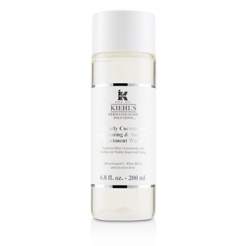 Kiehls Clearly Corrective Brightening & Soothing Treatment Water