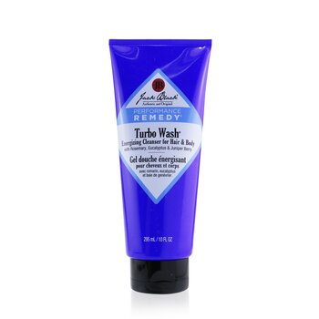 Jack Black Vlasový a tělový šampon Turbo Wash Energizing Cleanser For Hair & Body