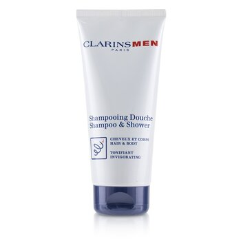 Clarins Men Shampoo & Shower