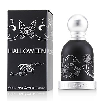 Halloween Tattoo Eau De Toilette Spray