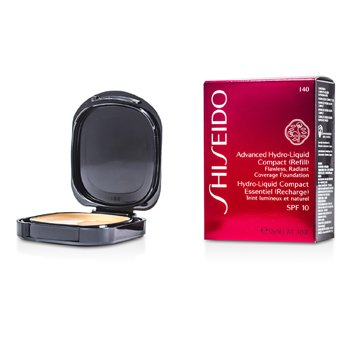 Shiseido Náplň do hydratační make upu Advanced Hydro Liquid Compact Foundation SPF10 Refill - I40 Natural Fair Ivory