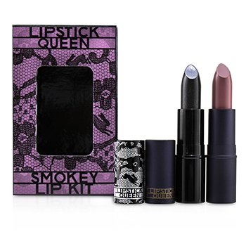 Lipstick Queen Smokey Lip Kit - # Mauve Sinner