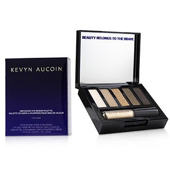 Kevyn Aucoin Emphasize Eye Design Palette - # Unblinking