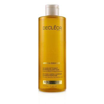 Decleor Aroma Cleanse Bi-Phase Caring Cleanser & Makeup Remover (Salon Size)
