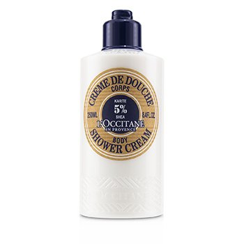 LOccitane Shea 5% Body Shower Cream