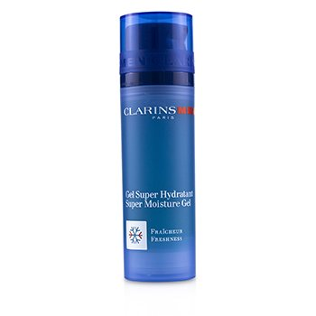 Clarins Men Super Moisture Gel (New Packaging)