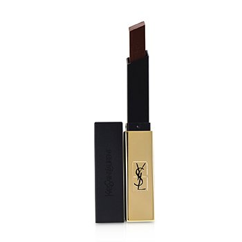 Yves Saint Laurent Rouge Pur Couture The Slim Leather Matte Lipstick - # 22 Ironic Burgundy