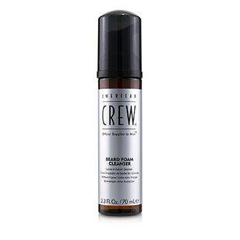 American Crew Beard Foam Cleanser - Leave In Beard Cleanser