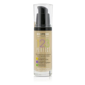 Bourjois 123 Perfect Foundation SPF 10 - No. 53 Light Beige