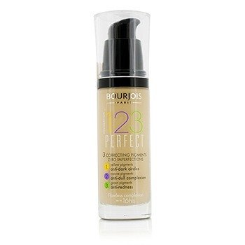Bourjois 123 Perfect Foundation SPF 10 - No. 52 Vanilla