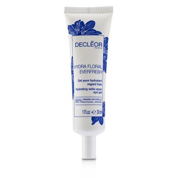 Decleor Hydra Floral Everfresh Hydrating Wide-Open Eye Gel - Salon Size (Limited Edition)