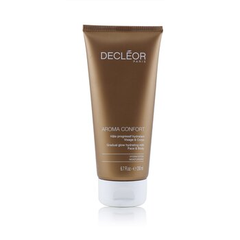 Decleor Aroma Confort Gradual Glow Face & Body Hydrating Milk