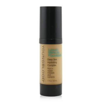 Youngblood Liquid Mineral Foundation - Nutmeg