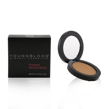 Youngblood Pressed Mineral Blush - Gilt