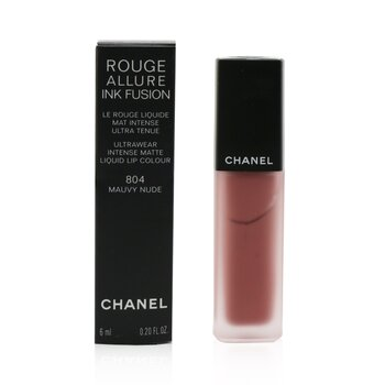 Chanel Rouge Allure Ink Fusion Ultrawear Intense Matte Liquid Lip Colour - # 804 Mauvy Nude