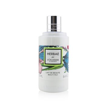 LOccitane Herbae Beauty Milk