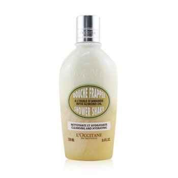 LOccitane Almond Cleansing & Hydrating Shower Shake