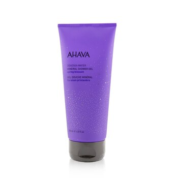 Ahava Deadsea Water Mineral Shower Gel - Spring Blossom