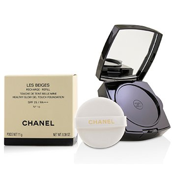 Chanel Les Beiges Healthy Glow Gel Touch Foundation SPF 25 Refill - # N10