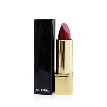 Chanel Rouge Allure Luminous Intense Lip Colour (Limited Edition) - # 607 Camelia Rouge Metal